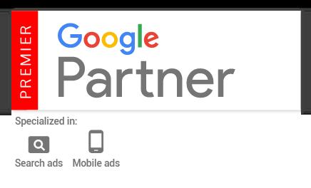 crearte market google partner